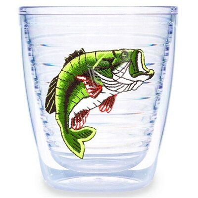 Bass 12 oz. Tumbler (Set of 4)
