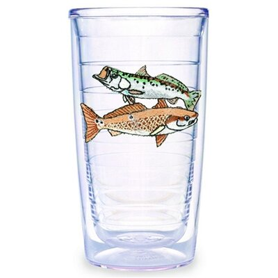 Guy Harvey Saltwater Redfish 10 oz. Jr-T Tumbler