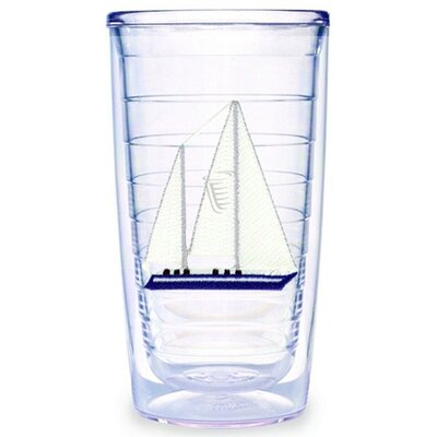 Tervis Tumbler Sailboat Hc Blue 10 oz. Jr-T Tumbler