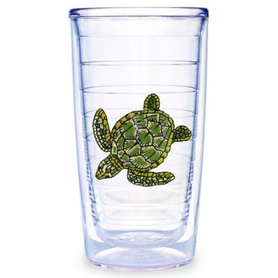 Sea Turtle 16 oz. Tumbler (Set of 2)
