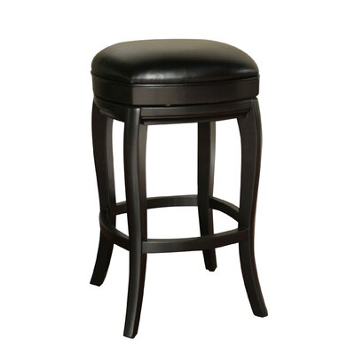 American Heritage Madrid Bonded Leather Stool