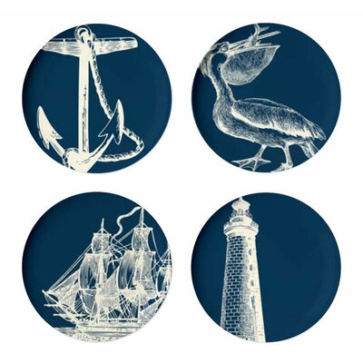 Thomas Paul Scrimshaw Dinner Plate (Set of 4)