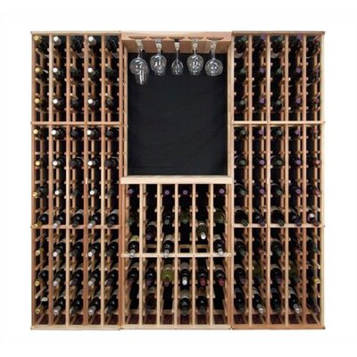 Designer Series 254 Bottle Wine Rack