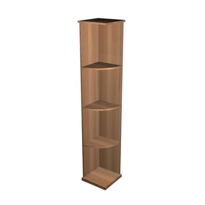 Wine Cellar Innovations Designer Series Quarter Round Display Shelf