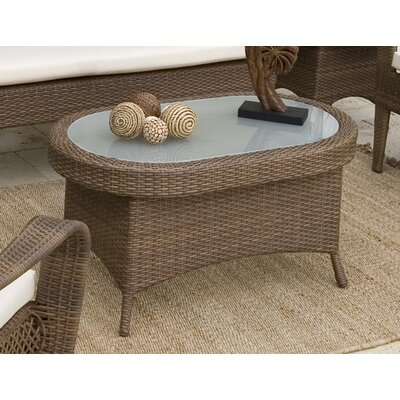 Hospitality Rattan Grenada Patio Coffee Table
