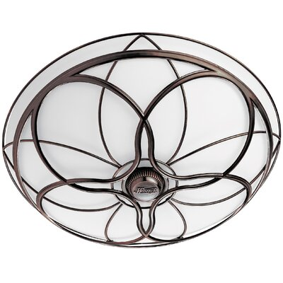 Hunter Fans Orleans Bathroom Exhaust Fan in Light Imperial Bronze