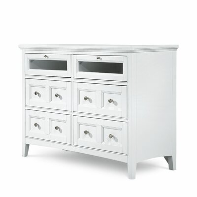 Magnussen Furniture Kentwood 4 Drawer Media Dresser