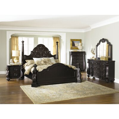Magnussen Furniture Vellasca Panel Bed
