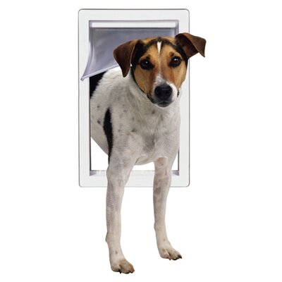 Perfect Pet by Ideal Medium Pet Door with Telescoping Frame