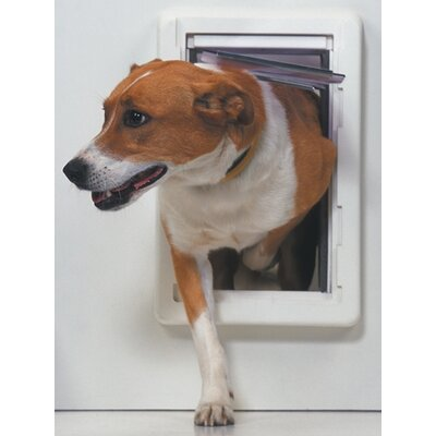 Perfect Pet by Ideal Medium All Weather Pet Door