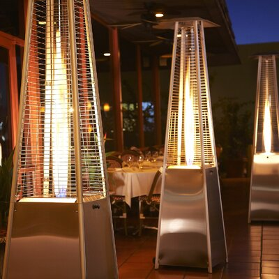 Infinita Corporation Bonfire Gas Patio Heater