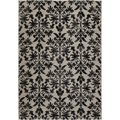 Everest Retro Damask Rug