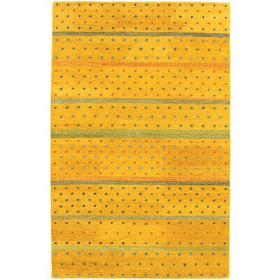 Couristan Oasis Rainbow Gold Burst Rug