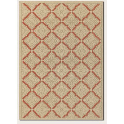 Five Seasons Sorrento/Cream Terra Cotta Rug