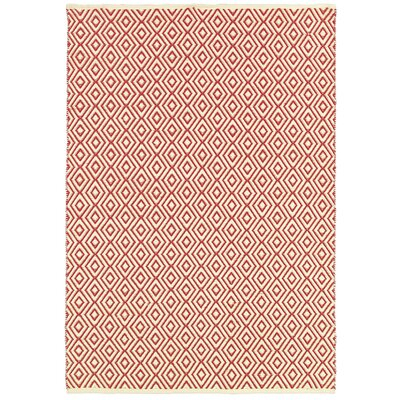 Grand Cayman Ivory / Terra Cotta George Town Rug