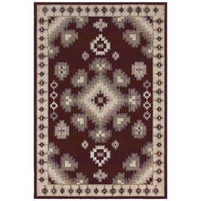 Shaw Rugs Concepts Taos Red Rug