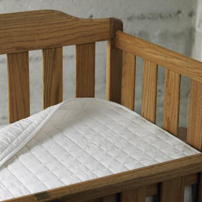 Coyuchi Mattress Pad Crib