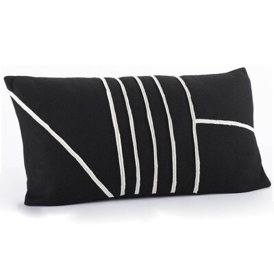 Coyuchi Linear Decorative Pillow