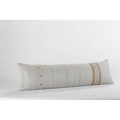 Coyuchi Rustic Linen Decorative Pillow