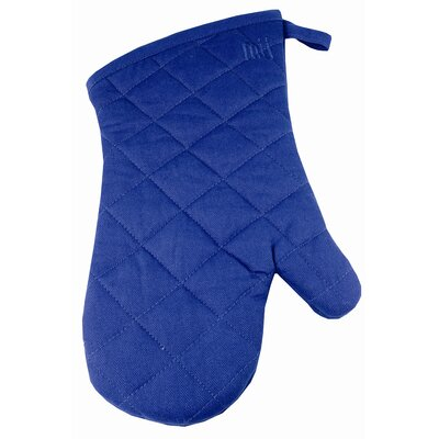 MU Kitchen MUincotton Oven Mitt in Indigo
