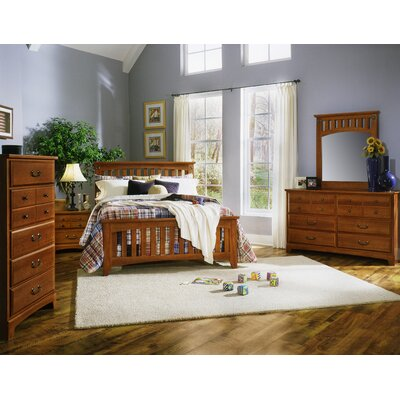 Standard Furniture City Park 4 Drawer Nightstand