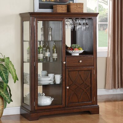 Standard Furniture Woodmont Curio Cabinet