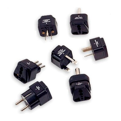 Austin House Grounded Adapter Set
