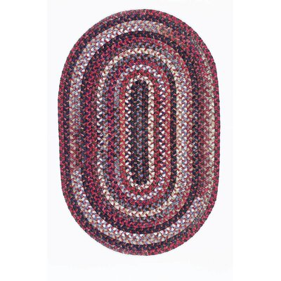 Colonial Mills Chestnut Knoll Amber Red Multi Rug