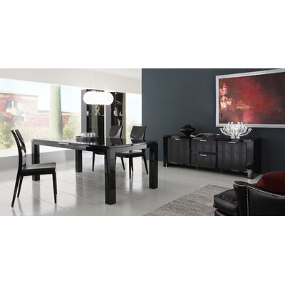 Rossetto USA Diamond 5 Piece Dining Set