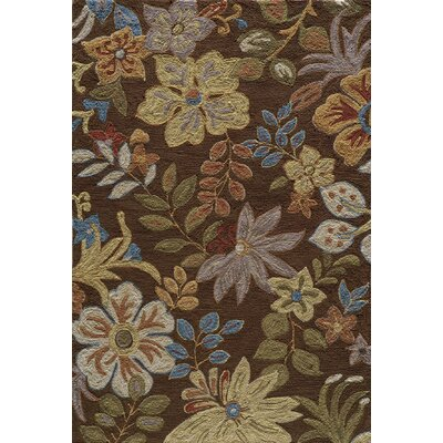 Momeni Summit Brown Multi Rug