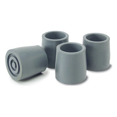 Lumex Replacement Commode Tips (Set of 4)