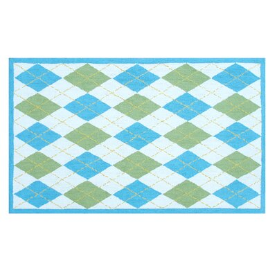 The Rug Market Haywood Blue/Green Kids Rug
