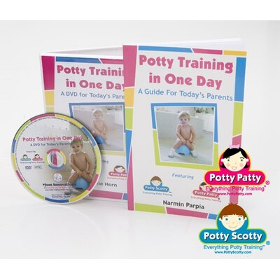 Mom Innovations Potty Training in One Day - The Basic System for Boys with DVD