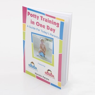 Mom Innovations Potty Training in One Day - The Essential System for Girls