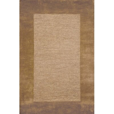 Trans-Ocean Rug Madrid Brown Border Rug