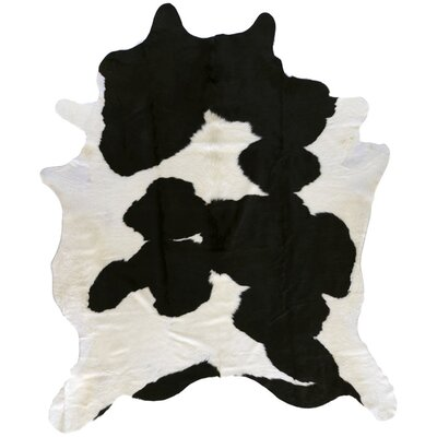 Surya Rug Duke Black/White Rug