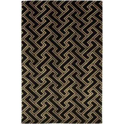 Surya Rug Mugal Black Rug
