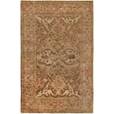 Surya Rug Scarborough Honey/Green Rug
