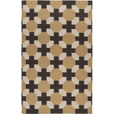 Surya Archive Checked Rug