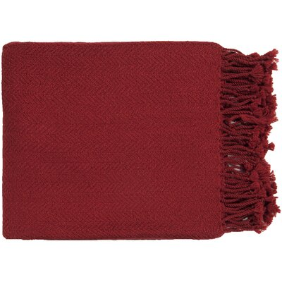 Surya Rug Turner Acrylic Throw