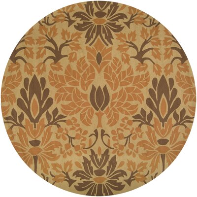 Surya Rug Rain Rust Orange Rug
