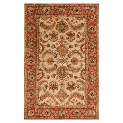 Surya Rug Ancient Treasures Camel Rug