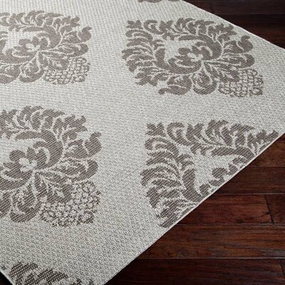 Surya Rug Elements Light Gray Rug
