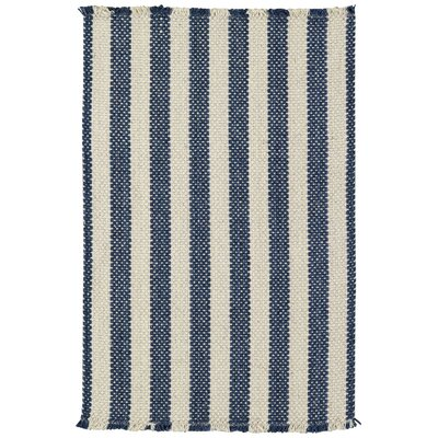 Capel Rugs Nags Head Blue Stripe Rug