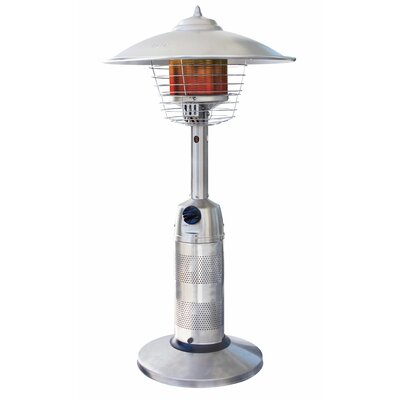 Uniflame Corporation Table Top Propane Patio Heater