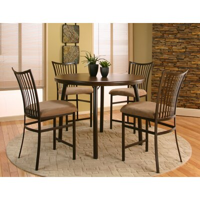 Sunset Trading Casual Dining 5 Piece Counter Height Dining Set
