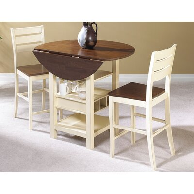 Casual Dining Cascade Pub Table Set