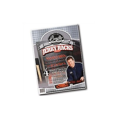 Bradley Smoker Jerky Racks (Set of 4)