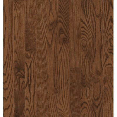 "Armstrong Yorkshire Plank 3-1/4"" Solid White Oak in Umber"