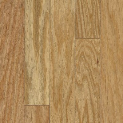 Armstrong Fifth Avenue Plank 3&quot; Engineered Red Oak in Chablis